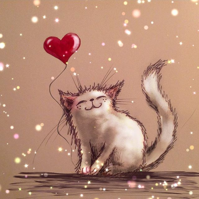today working on some silly valentines day designs lisa catherwood